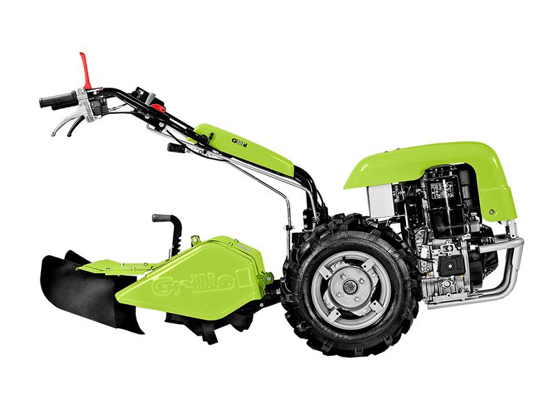 macchina agricola motocoltivatore