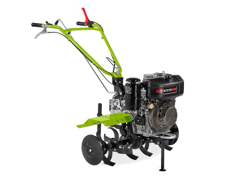 macchina agricola motozappa